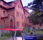 Abbaye Ste-Marie - 2002